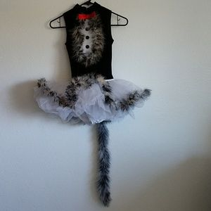 Other - Child's dancing cat Halloween or dance costume
